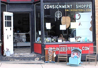 Country consignment shop